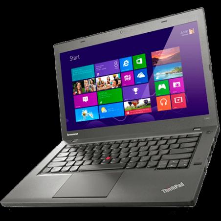 "Notebook Lenovo T440-20AWS0TM00 - Intel Core i5-4300M - RAM 4GB - HD 500GB - LED 14"" - Windows 8.1"
