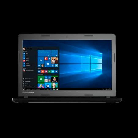 """Notebook Lenovo Ideapad 100 15IBY-80R8004VBR - Intel Celeron N2840 - HD 500GB - RAM 4GB - LED 14"""" - Windows 10"""