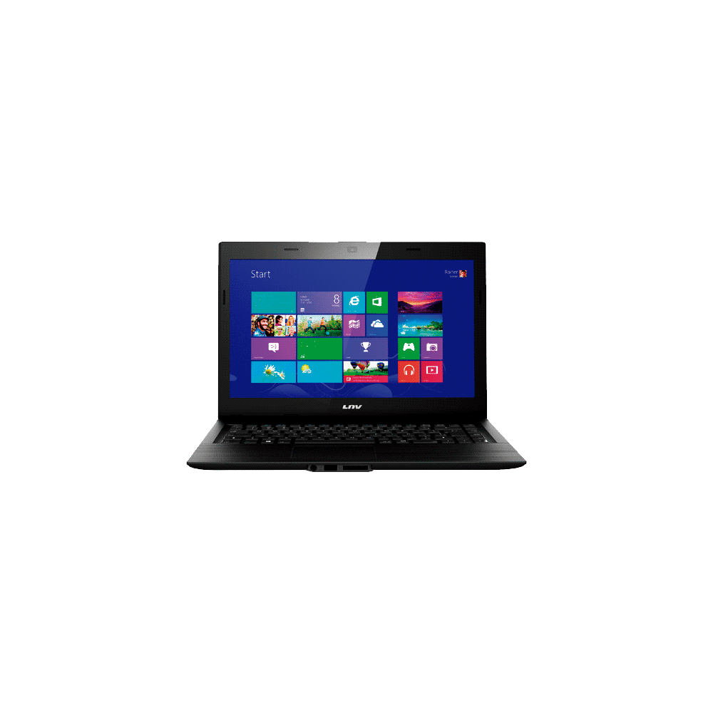 "Notebook Lenovo L4070-4070LNV003 - RAM 4GB - HD 500GB - Intel Core i3-4005U - LED 14"" - Windows 8.1"
