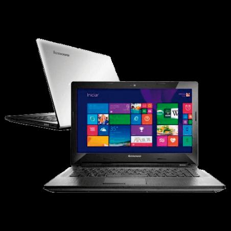 "Notebook Lenovo 80JE0006BR Prata - Intel Core i5-5200U - HD 1TB - RAM 8GB - Tela 14"" - Windows 8.1"