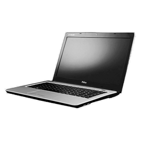 "Notebook Philco Slimbook 14I2-P723W8SL-3D - HD 320GB - AMD BRAZOS Dual Core - Tela 14"" - RAM 2GB - Windows 8 Single - Preto"