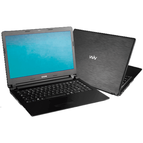 "Notebook CCE Ultra Thin U25L-3 - Dual Core - HD 320GB - RAM 2GB - Tela 14"" - Linux"
