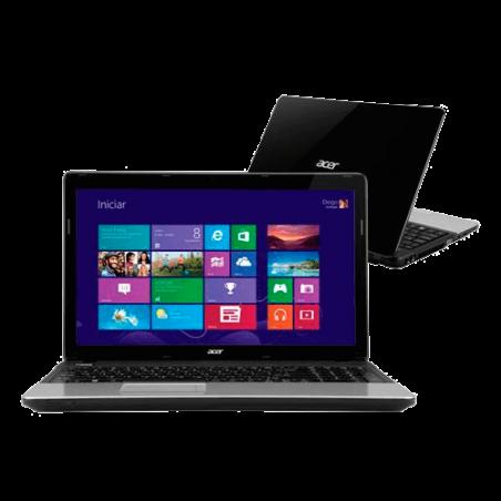 Notebook Acer E1-571-BR642 - 15.6'' - Intel Core i3-2328M - Ram 2GB - HD 500GB - Windows 8