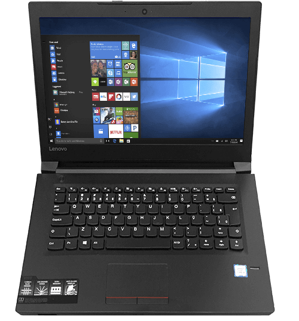 "Notebook Lenovo Ideapad 310-14ISK-80UF0001BR - Intel Core i3-6100U - HD 500GB - RAM 4GB - Tela 14"" - Windows 10 Pro"