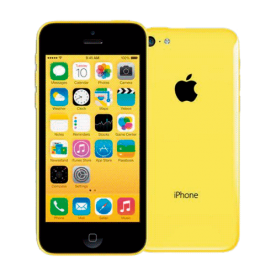 iPhone 5C 32GB Amarelo
