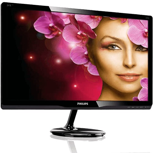 "Monitor Philips 24E4LHAB - LED 23.6"" - HDMI - VGA - 5ms - 1000:1 - Full HD"