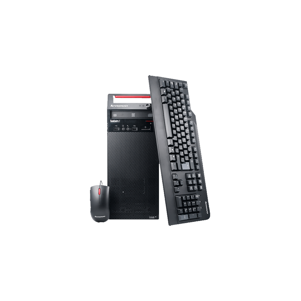 Desktop Lenovo G71-1652L2P - Intel Core i5 2400S - RAM 4GB - HD 500GB - Windows 7 Professional