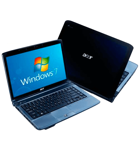 "Notebook Acer AS4740-5894 - Intel Core i3-430M - RAM 4GB - HD 320GB - Tela 14"" - Windows 7 Home Premium"