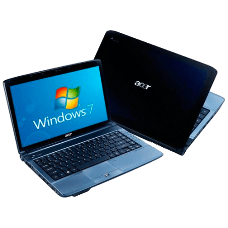 "Notebook Acer AS4740-5656 - Preto - Intel Core i3 - RAM 3GB - HD 250GB - Tela 14"" - Windows 7 Home Premium"
