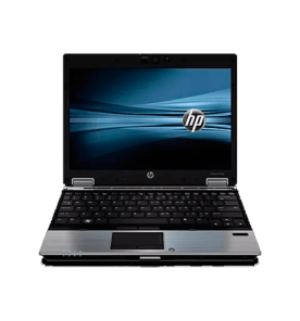 "Notebook HP Elitebook 2540P - Intel Core i7-L640 - RAM 4GB - HD 250GB MSATA - Tela 12.1"" - Windows 10"