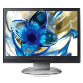 "Monitor HP W17E LCD 17"" - 8ms - 500:1 - VGA - 70Hz - 1440 x 900"