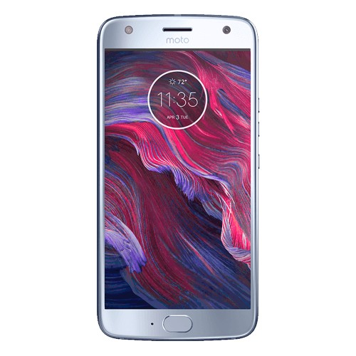"Smartphone Motorola Moto X4 Topázio - Octa-Core - 32GB - 12MP - Tela 5.2"" - Android 8.1"