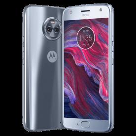 "Smartphone Motorola Moto X4 XT1900-6 - Topázio - 32GB - Câmera Dupla 12MP + 8MP - Snapdragon Octa-Core - Tela 5.2"" - Android 7.1"