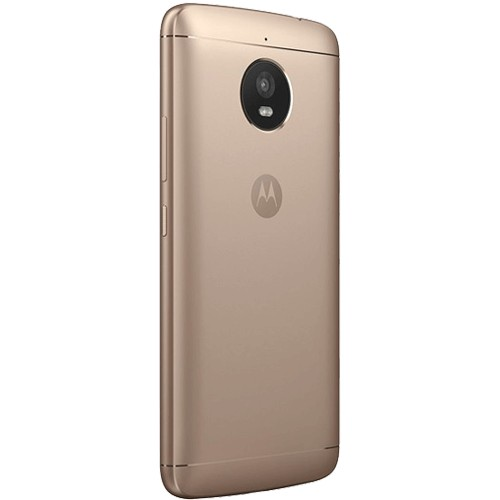 "Smartphone Motorola Moto E4 Plus XT1773 - Ouro - 16GB - Dual-Chip - Tela 5.5"" - Android 7.0"