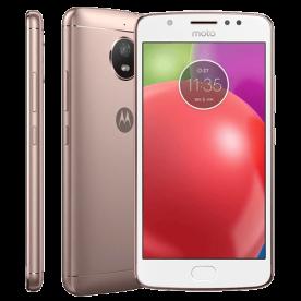 Smartphone Motorola Moto E4 XT1763 - 4ª Geração - Ouro Rosê - 16GB - Câmera 8MP - 4G - Dual-Chip - Android 7.0