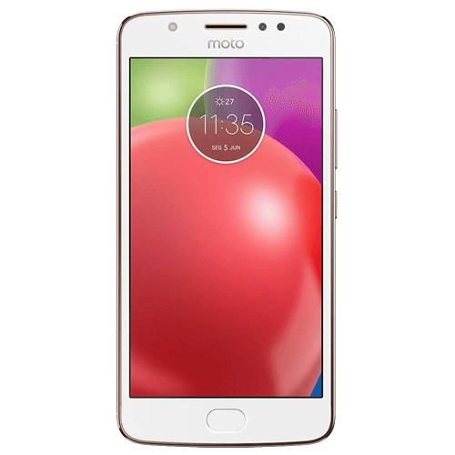 Smartphone Motorola Moto E4 XT1763 - 4ª Geração - Branco - 16GB - Câmera 8MP - 4G - Dual-Chip - Android 7.0