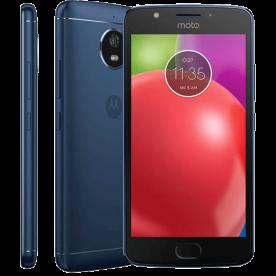 "Smartphone Motorola Moto E4 Plus XT1763 - Azul - 16GB - 4G - Dual Chip - Câmera 8MP - Tela 5"" - Android 7.0"