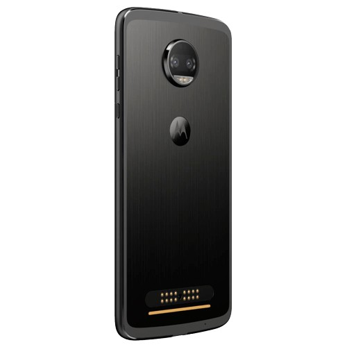 "Smartphone Motorola Moto Z2 Force Edition Ônix - Dual-Chip - 64GB - Câmera 12MP - Tela 5.5"" - Android 7.1"