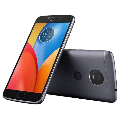 "Smartphone Motorola Moto E4 Plus - Titanium - 16GB - Dual Chip - 13MP`- Tela 5.5"" - Android 7"