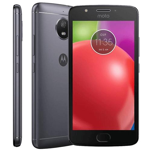"Smartphone Motorola Moto E4 XT1763 - 16GB - Dual-Chip - 8MP - 4G - Tela 5"" - Titanium"