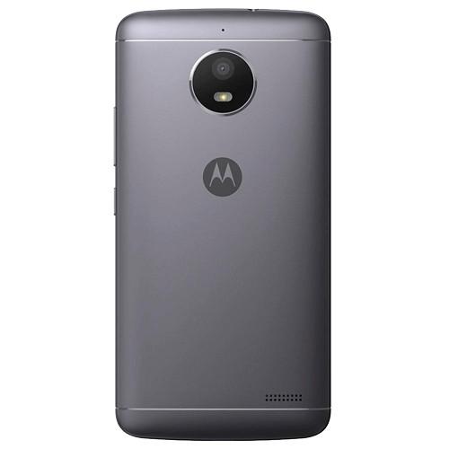 "Smartphone Motorola Moto E4 XT1763 - 16GB - Dual-Chip - 8MP - 4G - Tela 5.5"" - Titanium"