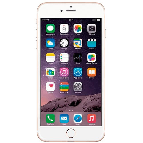 iPhone 6s 64GB Dourado