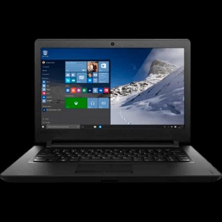 "Notebook Lenovo Ideapad 11014IBR80UJ0002BR - HD 500GB - RAM 2GB - Dual Core - Tela 14"" - Windows 10"