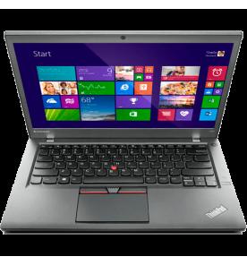 "Notebook Lenovo ThinkPad T450-20BU006TBR - Preto - Intel Core i5-5300U - RAM 4GB - HD 500GB - Tela 14"" - Windows 8.1 Pro"