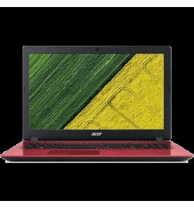 "Notebook Acer A315-51-50LA - Vermelho - Intel Core i5-7200U - RAM 8GB - HD 1TB - Tela 15.6"" - Windows 10"