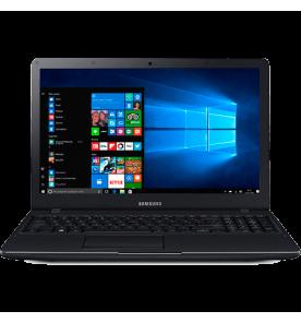 "Notebook Samsung E34 NP300E5L-KF1BR - Preto - Intel Core i3-6006U - RAM 4GB - HD 1TB - Tela 15.6"" - Windows 10"