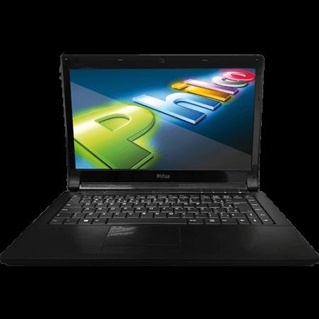 """Notebook Philco 14H-V143LM - Vermelho - Intel Atom D2500 - RAM 4GB - HD 320GB - Tela 14"""" - Linux"""