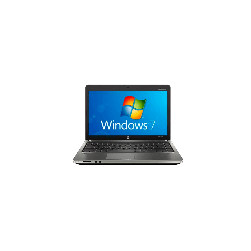 "Notebook HP ProBook 4430s - Cinza - Intel Core i3-2350M - RAM 4GB - HD 750GB - Tela 14"" - Windows 7 Pro"