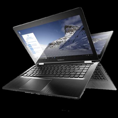 "Notebook Lenovo Yoga 500 14IBD-80NE000BBR - Intel Core i3-5005U - RAM 4GB - HD 500GB - LED 14"" - Windows 10"