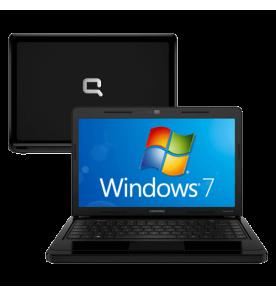 "Notebook HP Compaq Presario CQ43-325BR - Preto - Intel Core i3-2330M - RAM 3GB - HD 640GB - Tela 14"" - Windows 7"