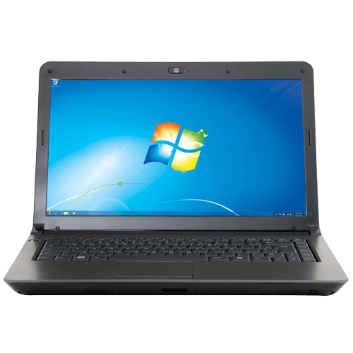 "Notebook Positivo Unique N3955 3D - Intel Celeron T3300 - RAM 4GB - HD 500GB - Tela 14"" - Windows 7"