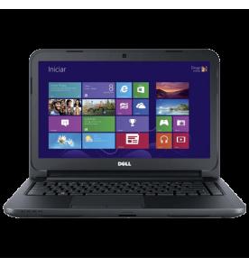 """Notebook Dell Inspiron I14-2620 - Preto - Intel Core i3-2375 - RAM 4GB - HD 750GB - Tela 14"""" - Windows 8"""