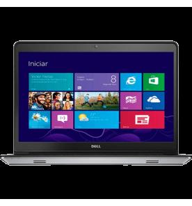"Notebook Dell Inspiron I15-5547-A10 - Prata - Intel Core i5-4210U - RAM 8GB - HD 1TB - Tela 15.6"" - Windows 8.1"