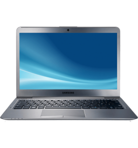 "Notebook Samsung NP-RV415-CD2BR - Prata - AMD E-300 - RAM 2GB - HD 320GB - Tela 14"" - Windows 7"