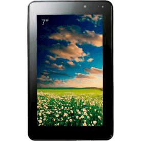 "Tablet CCE Motion Tab T733 Preto - Wi-Fi - Câmera 2MP - Tela 7"" - Android 4.0"