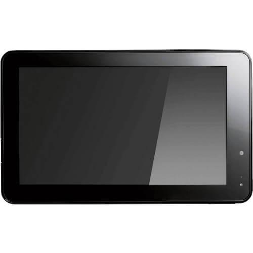 "Tablet CCE Motion Tab T733 Preto - Wi-Fi - Câmera 2MP - Tela de 7"" - Bluetooth - Android 4.0"
