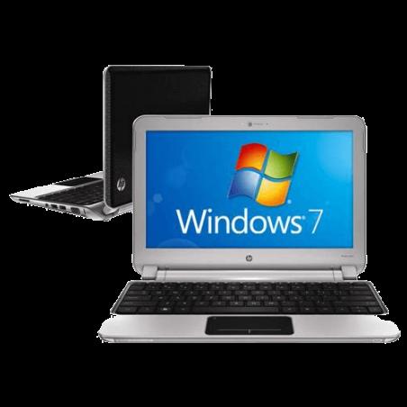 "Notebook HP Pavilion DM1-3270BR - AMD Vision E-350 - RAM 4GB - HD 500GB - Tela 11.6"" - Windows 7"