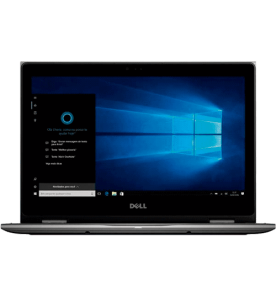 "Notebook 2 em 1 Dell Inspiron I13-5378-A15C - Intel Core i3-7100U - RAM 4GB - HD 1TB - Tela 13.3"" - Windows 10"
