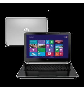 "Notebook HP Pavilion 14-N030BR - Prata - AMD Radeon - Intel Core i5-4200U - RAM 4GB - HD 500GB - Tela 14"" - Windows 8"