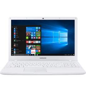 "Notebook Samsung Expert X24 - Branco - Geforce 910M - Intel Core i5-5200U - RAM 6GB - HD 1TB - Tela 15.6"" - Windows 10"