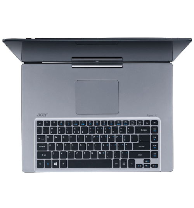 "Notebook Acer 2 em 1 R7-572G - HD 1TB - RAM 6GB - NVIDIA GeForce GT 750M - i5-4200U - LED 15.6"" - Touchscreen - Windows 8.1"