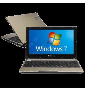 "Netbook Acer Gateway LT2303P - Intel Atom Dual Core - RAM 2GB - HD 250GB - Tela 10.1"" - Windows 7 Starter"