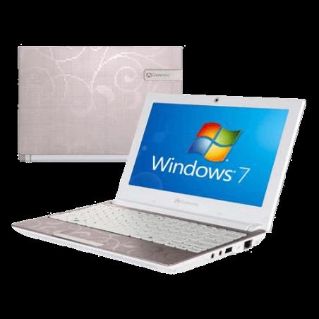 "Netbook Acer Gateway LT2302P - Intel Atom Dual Core - RAM 2GB - HD 250GB - Tela 10.1"" - Windows 7 Starter"