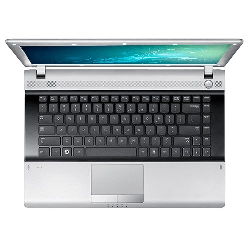 "Notebook Samsung NP-RV411-CD5BR - Prata - Intel Core i5-380M - RAM 2GB - HD 320GB - Tela 14"" - Windows 7"