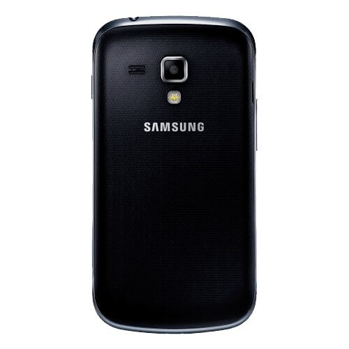 "Smartphone Samsung Galaxy S Duos Preto - GT-S7562l - Dual Chip - 3G - 5MP - Tela 4"" - Dual Core - Android 4.0"