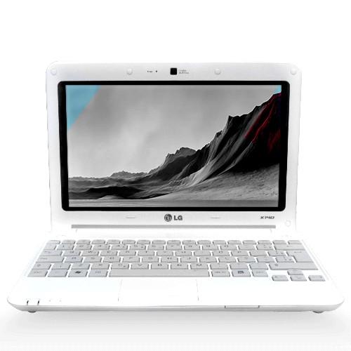 """Netbook LG X140-A 1000 - Intel Atom N470 - RAM 2GB - HD 320GB - Tela 10.1"""" - Windows 7"""